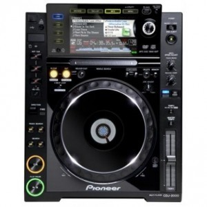 Pioneer CDJ2000  (Huisman-entertainment)