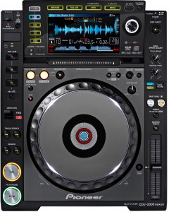 Pioneer CDJ2000 Nexus (Huisman-entertainment)