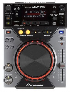 Pioneer CDJ400 (Huisman-entertainment)
