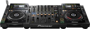 Pioneer DJ Nexus Set (Huisman-Entertainment)