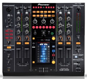 Pioneer DJM2000 (Huisman-entertainment)