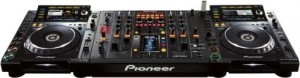 Pioneer Deluxe Set (Huisman-Entertainment)